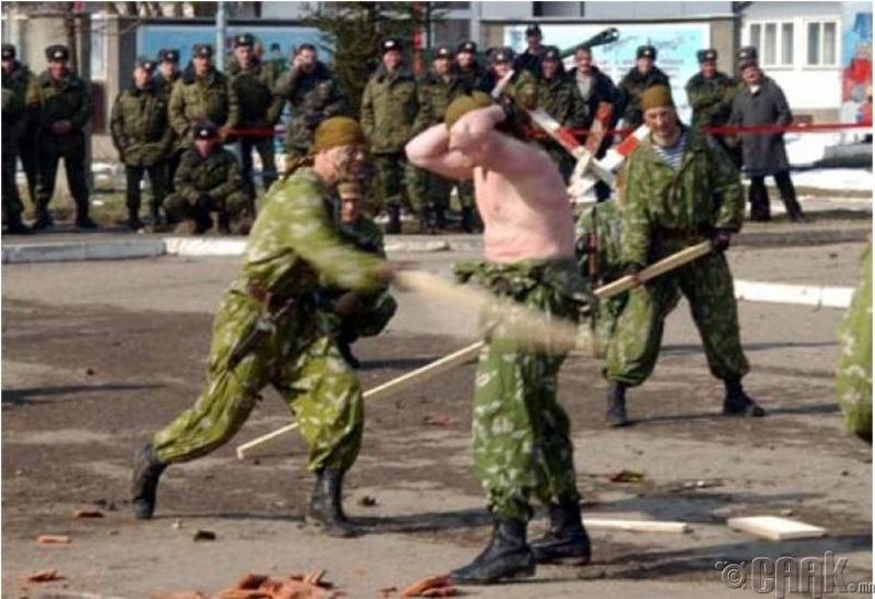 Оросын Спецназ