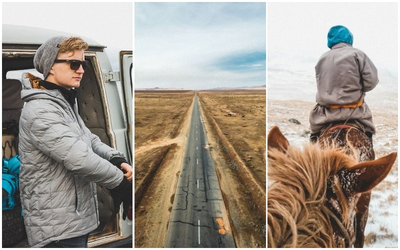 Шинэ Зеланд залуу Монгол орныг дурандаа ингэж буулгажээ