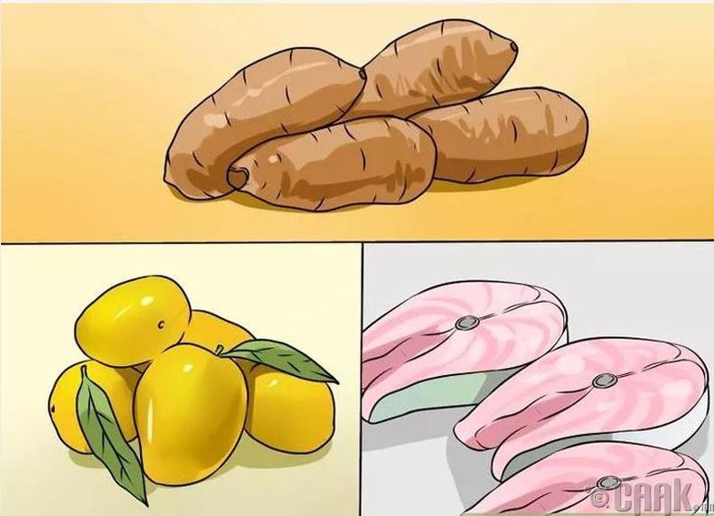 Зөв хооллолт