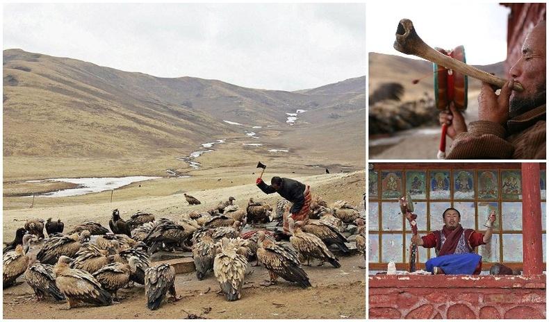 Төвдүүдийн бурхан болоочдоо үдэх аймшигтай уламжлал