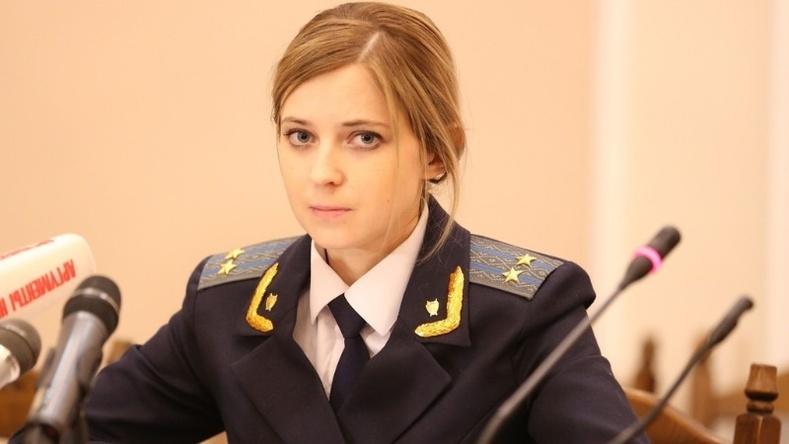 Дэлхийн хамгийн үзэсгэлэнтэй улс төрч Наталья Поклонскаягийн шинэ дүр төрх