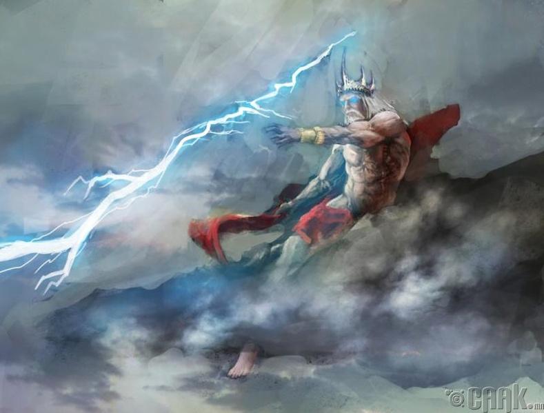 Зевс (Zeus)