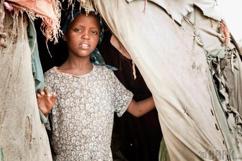 Сомали охин