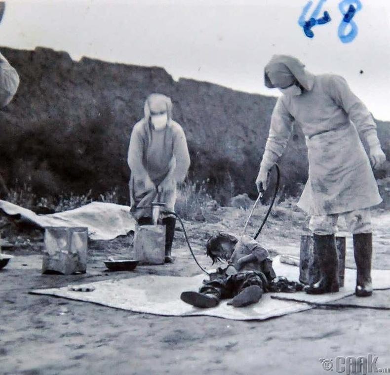 """Unit 731"" туршилт"