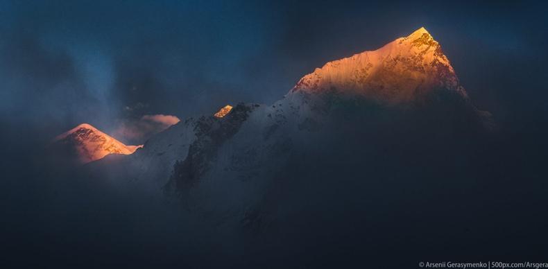 Эверест ба Нупце оргилууд, Арсений Герасименко