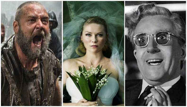 Дэлхийн сүйрлийг өгүүлдэг сонирхолтой 13 кино