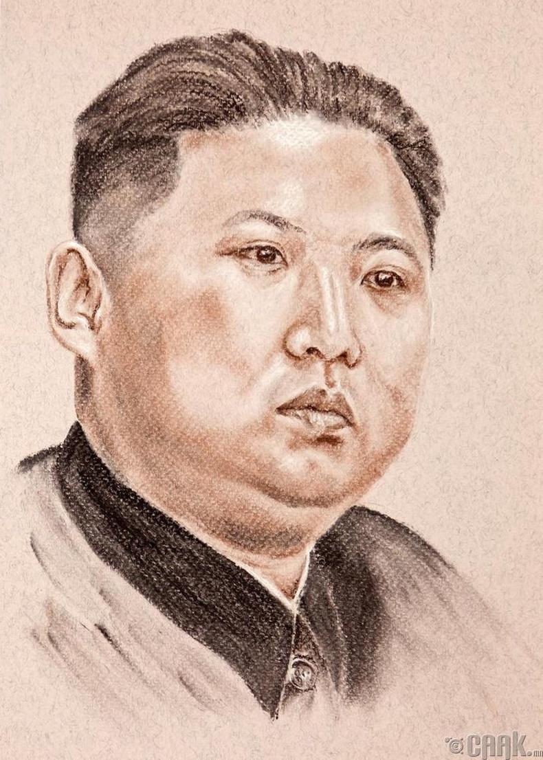 Ким Жон Уны хамгаалалтанд 15 мянган хүн ажилладаг