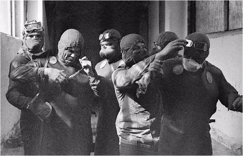 Чернобылийн олонд танигдаагүй 3 баатар