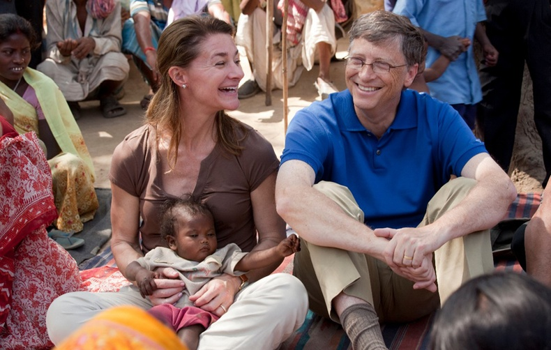 Дэлхийн хамгийн өгөөмөр тэрбумтнууд