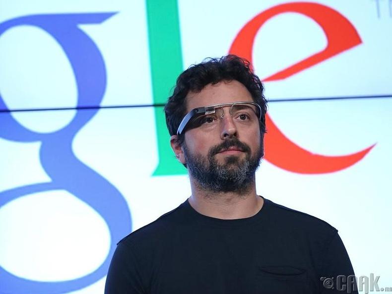"""""""Google"""" компанийг хамтран үүсгэн байгуулагч Сергей Брин (Sergey Brin)"""