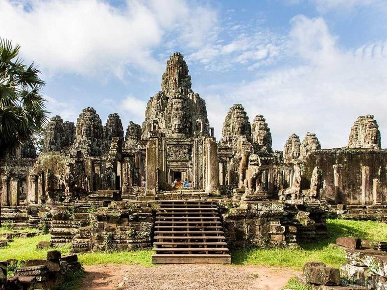 Кхмерийн эзэнт гүрэн (Khmer Empire)