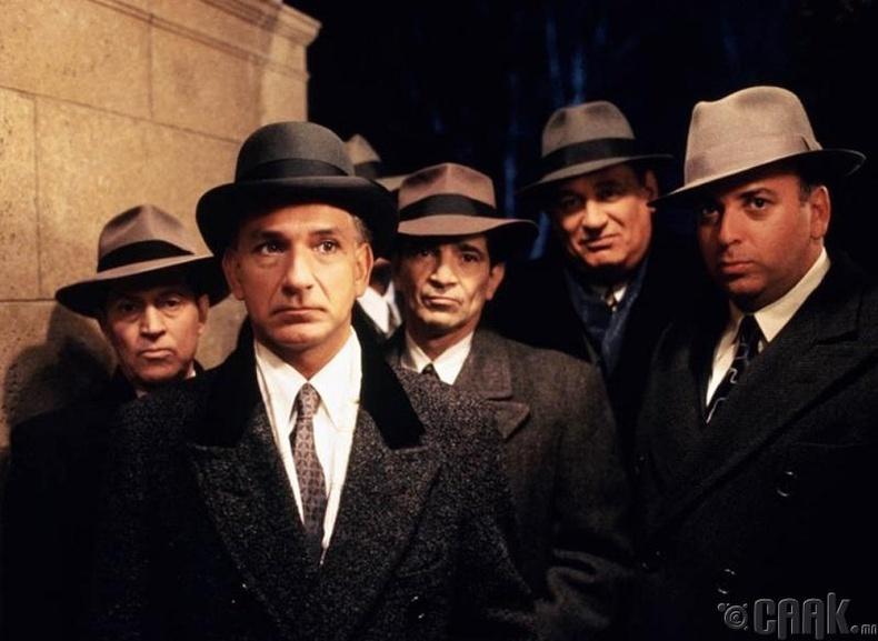 "Америкийн гангстер Мейер Лански - ""Bugsy"" (1991)"