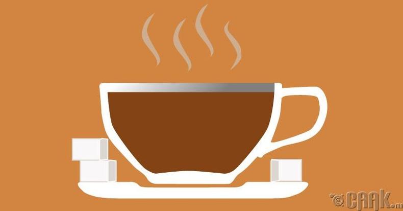 """""""Чихэртэй, сүүтэй кофе"""""""