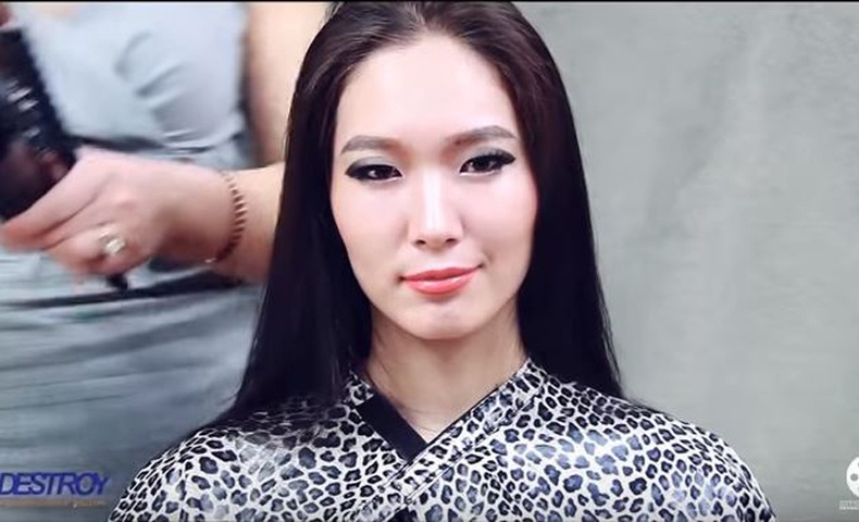 Монгол бүсгүйчүүдийн гоо сайхны 100 жилийн хувьсал