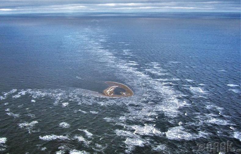 Лаптевын далай дахь