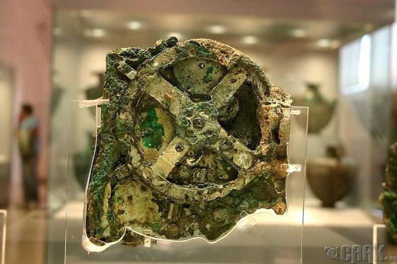 Эртний Грекийн компьютер