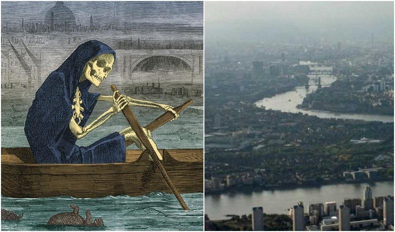 """""""Лондоны их өмхий"""" - Дэлхий даяар цэвэрлэх байгууламжийн хэрэгцээг авчирсан гамшгийн түүх"""