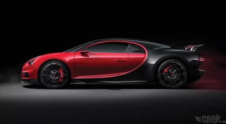 """Bugatti Chiron Sport"""