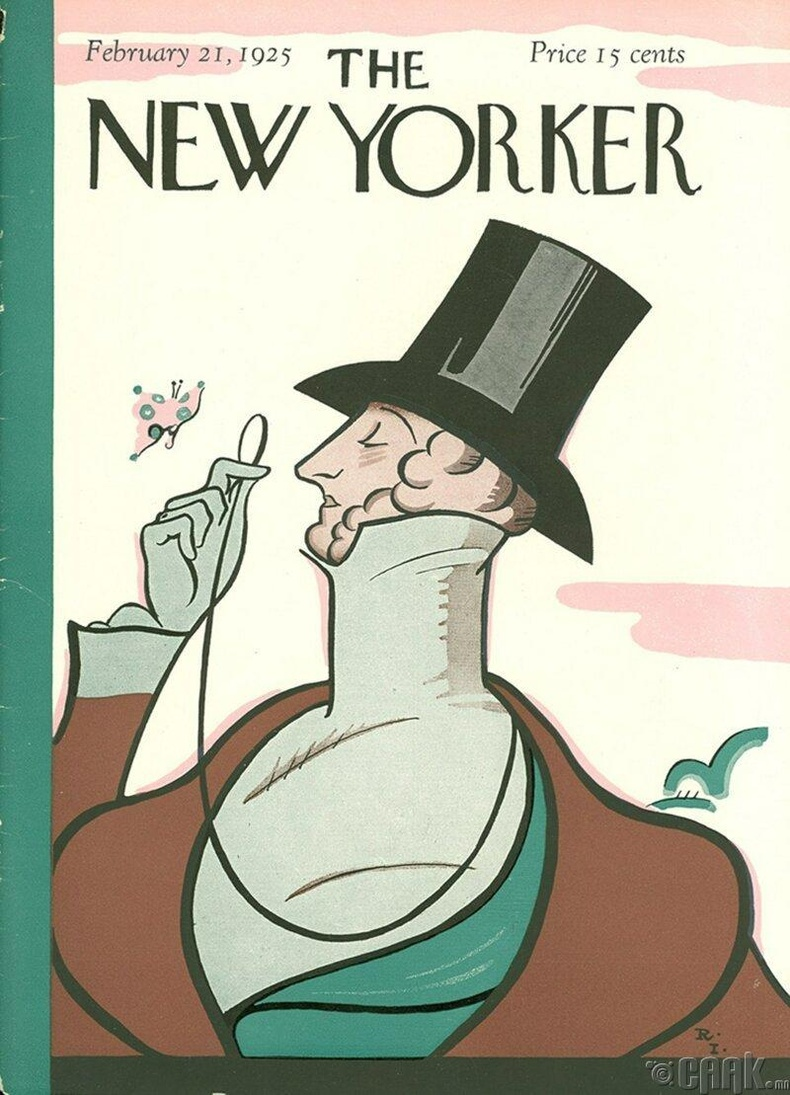 """The New Yorker"""