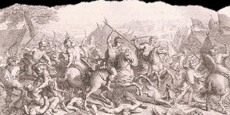 Ром Германы дайн - 863 жил