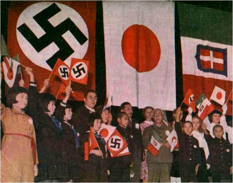 Лондон 1948: Герман болон Япон улсад хориг тавив
