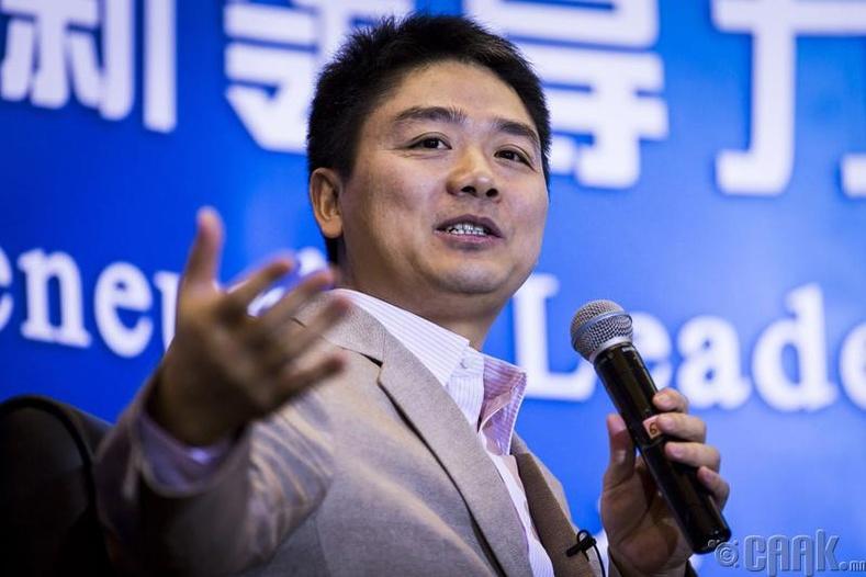 Лю Чиандон (Liu Qiangdong)