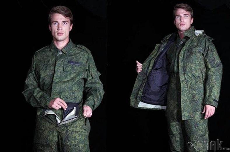 Валентин Юдашкин - Оросын армийн дүрэмт хувцас