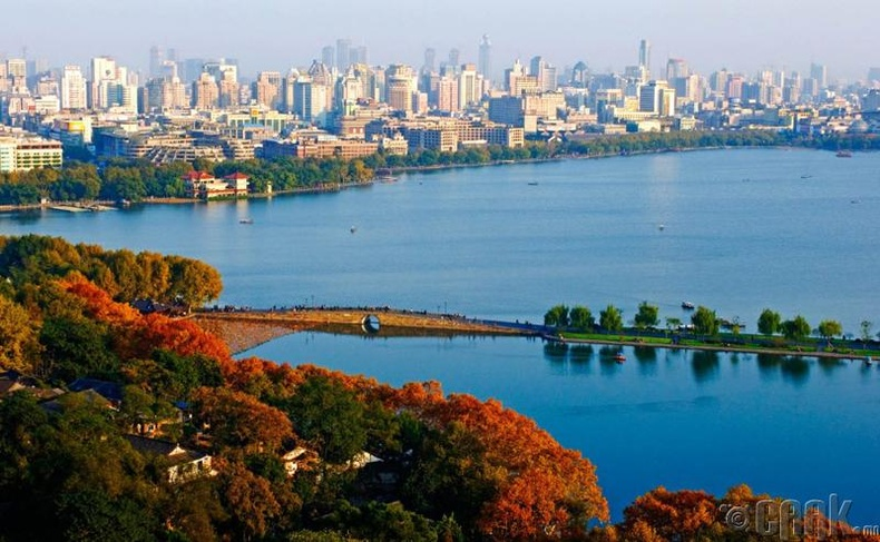 Ханжоу – 15.45 тэрбум ам.доллар