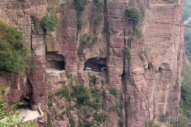 Гуолианг туннелийн зам