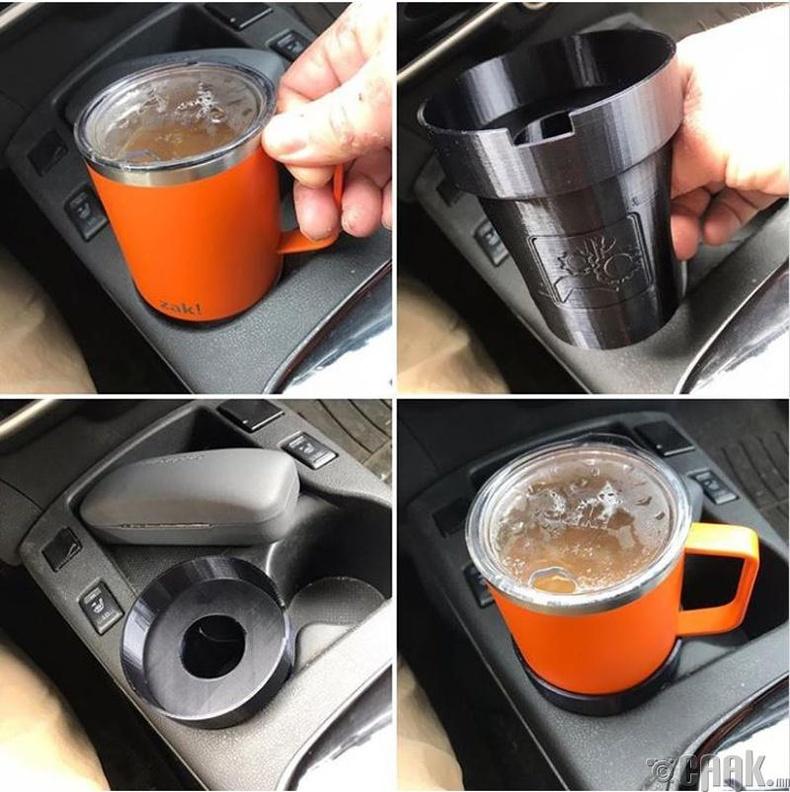 Машин доторх кофе чанагч