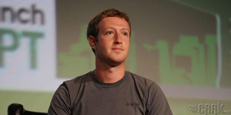 Марк Зукерберг (Mark Elliot Zuckerberg)