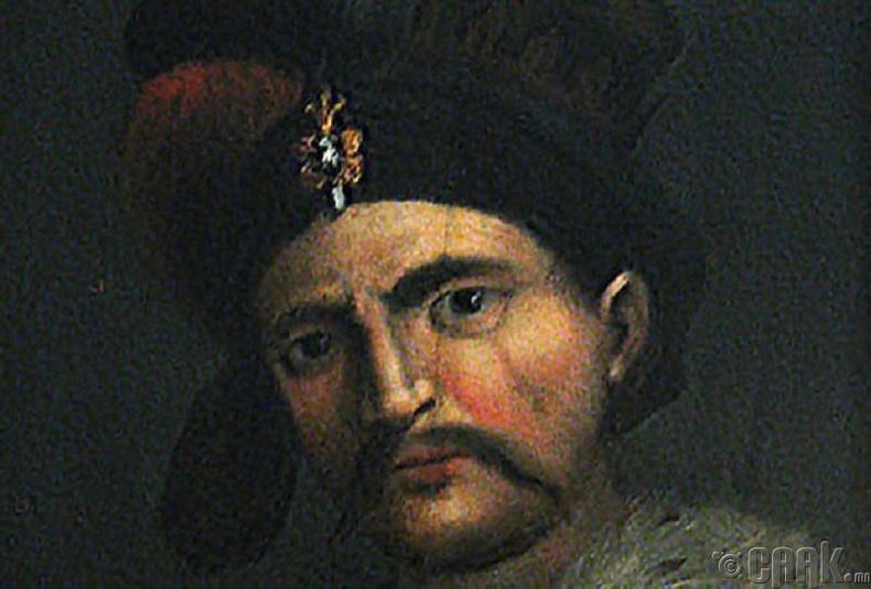 Персийн I Аббас хаан болон Мохамед Бакер Мирза