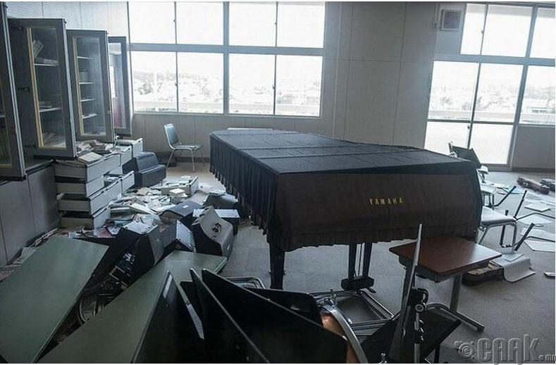 Орхигдсон төгөлдөр хуур
