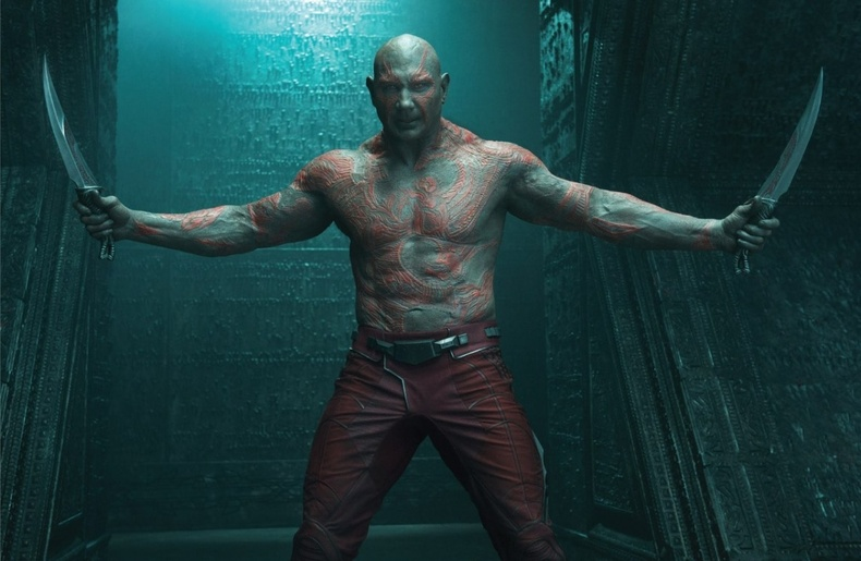 Дэйв Батиста (Dave Batista) - Guardians of the Galaxy (2014)