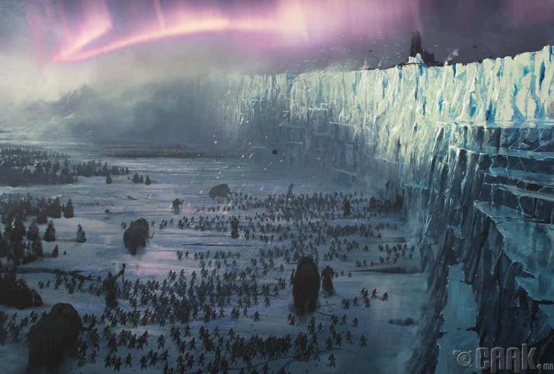 Мөсөн хана