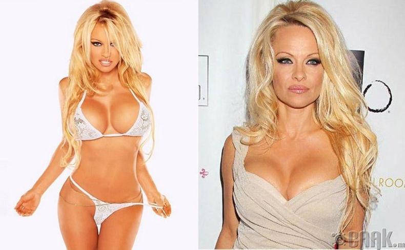 Модель Памела Андерсон (Pamela Anderson)