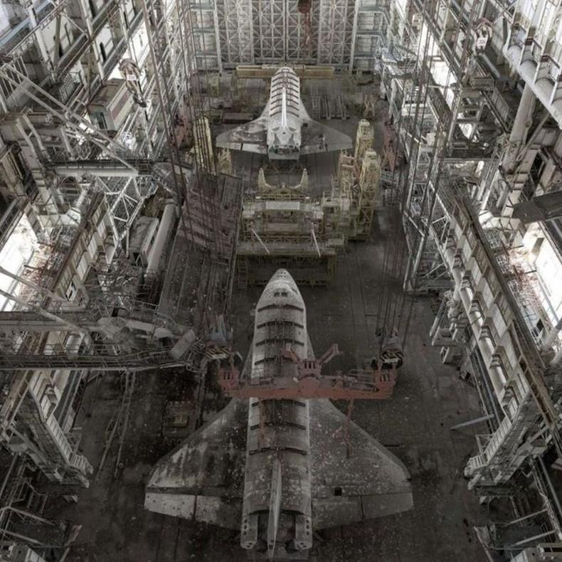 Байконур дахь орхигдсон сансрын хөлгүүд, Казахстан
