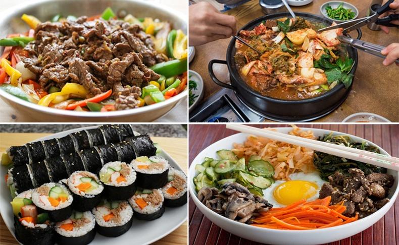 Гэртээ Солонгос хоол хийж сурцгаая!