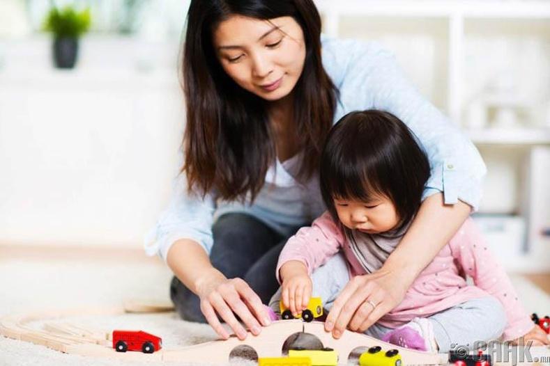 Хүүхдүүдээ гэр бүлийн орчинд хүмүүжүүл