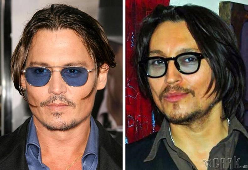 Жүжигчин Жонни Депп (Johnny Depp)