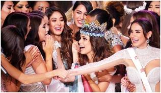 """""""Дэлхийн Мисс""""-ээр 22 настай Мексик улсын мисс тодорлоо!"""