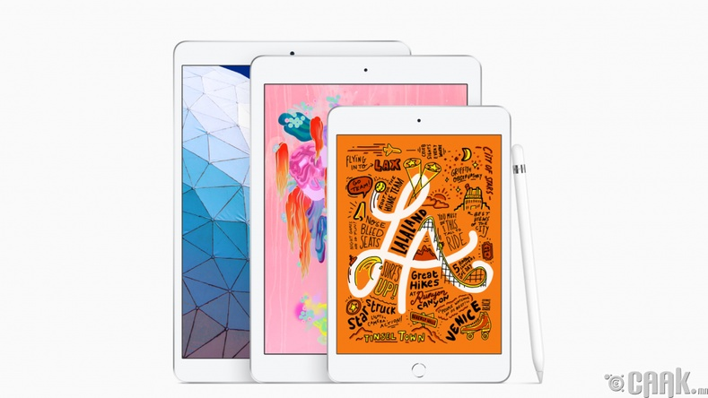 """""""iPad Air"""" болон """"iPad Mini"""""""