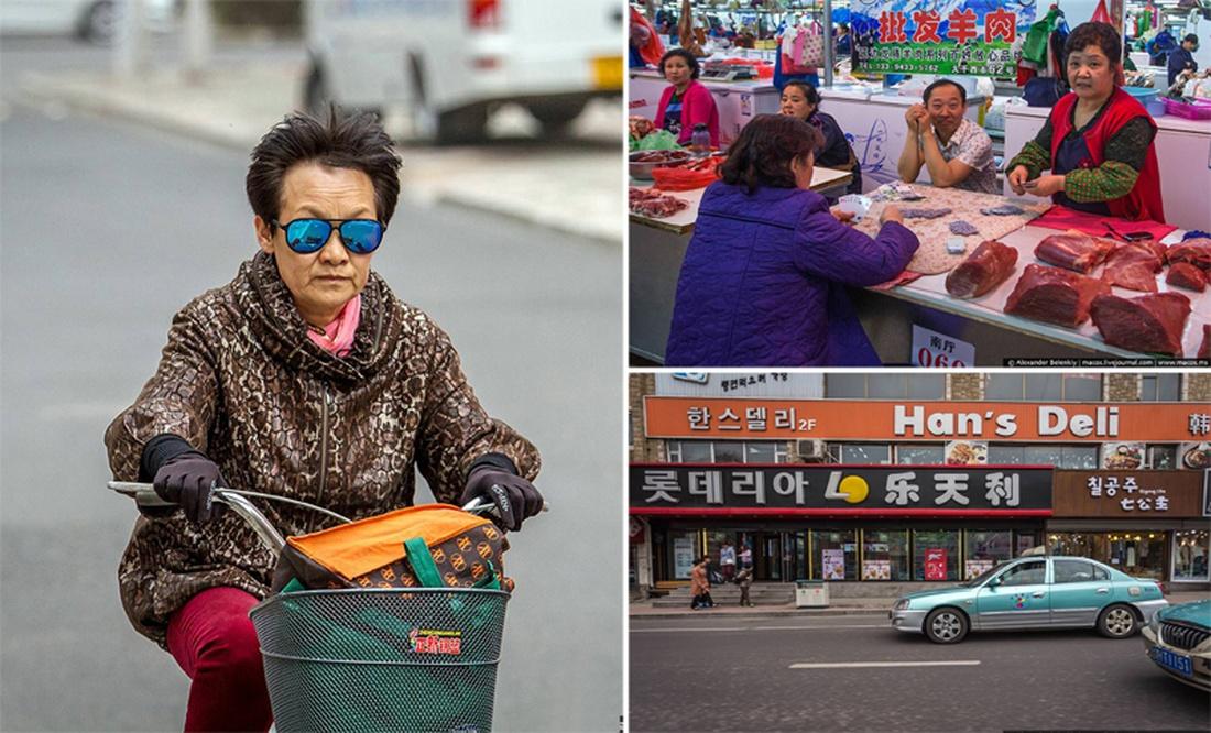 Хятадад дүрвэж ирсэн Солонгосчуудын амьдрал