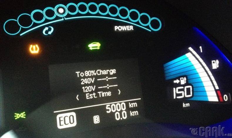 5000 км