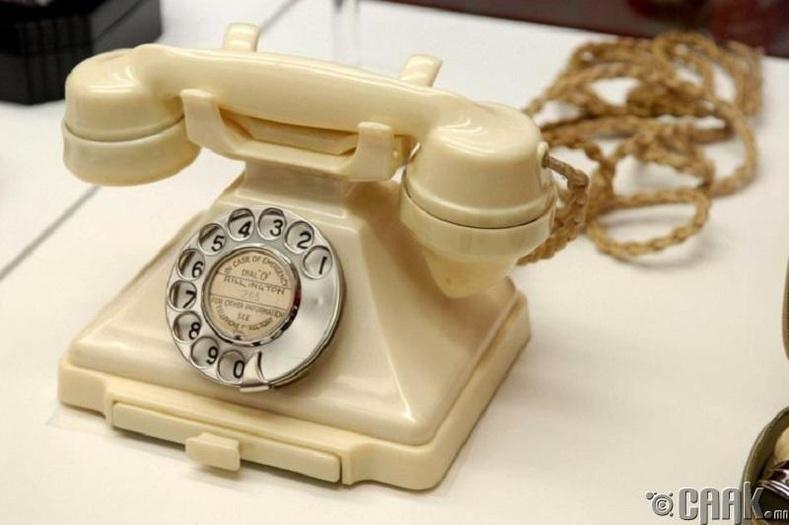 Александр Грахам Белл утсыг зохион бүтээгээгүй
