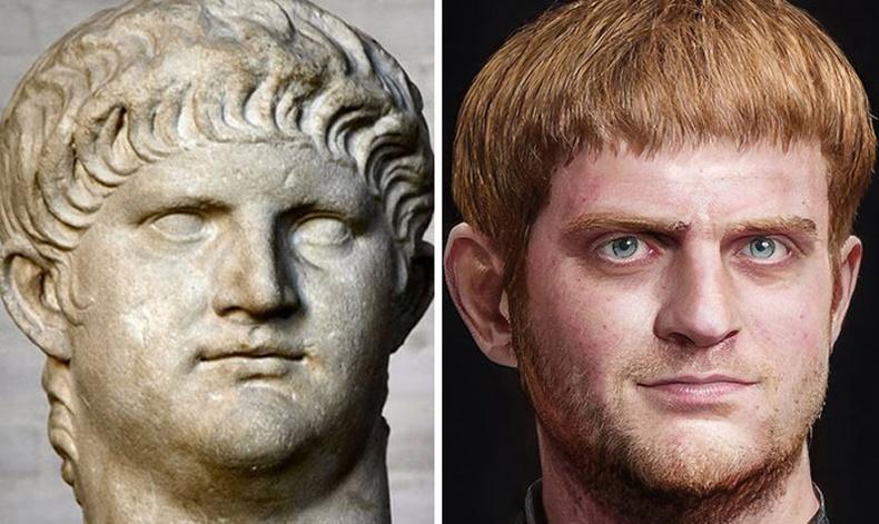 Ромын эзэн хаан Неро