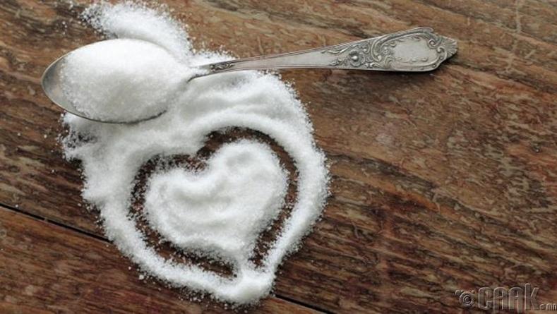 Хэт их сахарын хэрэглээ