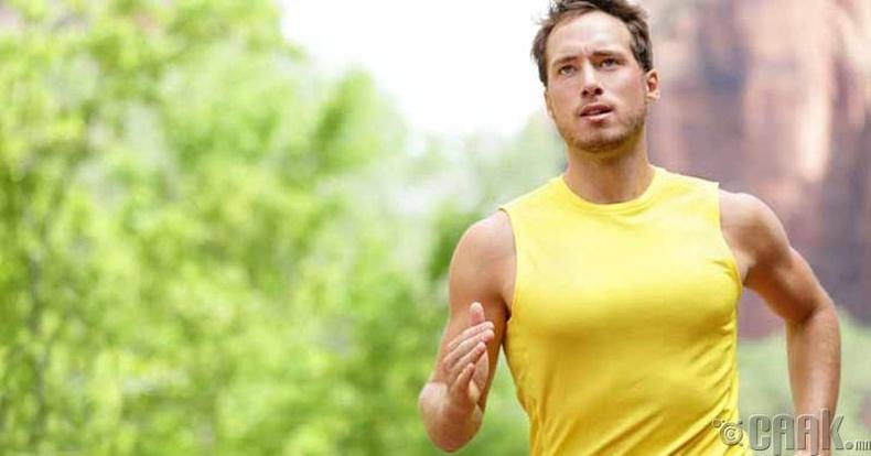 Тогтмол дасгал хөдөлгөөн хийх