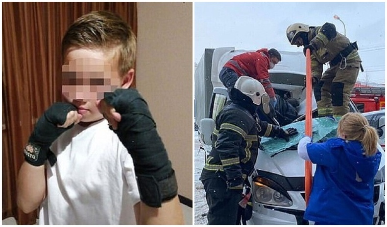 Хайртай охиндоо хаягдсан 11 настай хүү 23 давхраас үсрээд амьд үлджээ