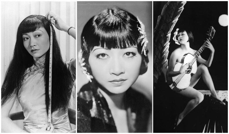 Кино ертөнцөд гялалзсан анхны ази жүжигчин Анна Мэй Вонгийн амьдралын түүх (30 фото)